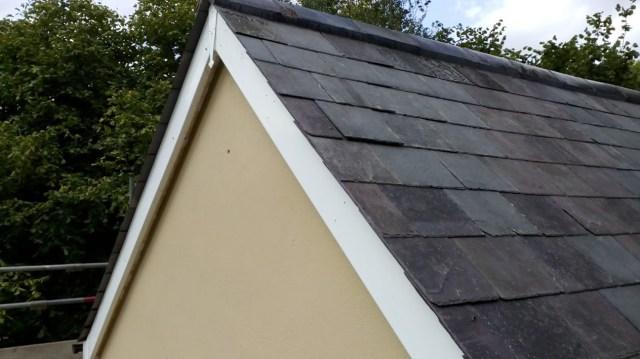 Workshop new roof 2
