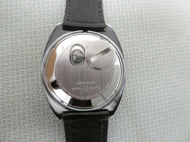 Junghans Astro Quartz calibre 666