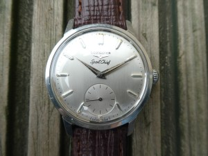 Longines Sport Chief calibre 30L
