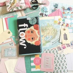 Art journaling - Kom i gang med din egen kreative dagbog