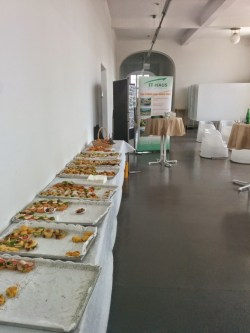 Catering Fam. Bosl an der Fachhochschule Trier