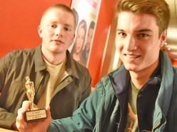 2. Platz Jan Lehmann (20) und Jeremias Koch (20)