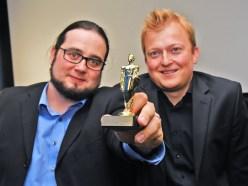 3. Platz Christian Schmidt (34) und David Vilter (34)