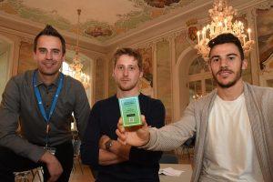 Die Gewinner des dritten Startup Weekend