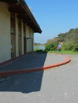 Eingang Dorfhalle
