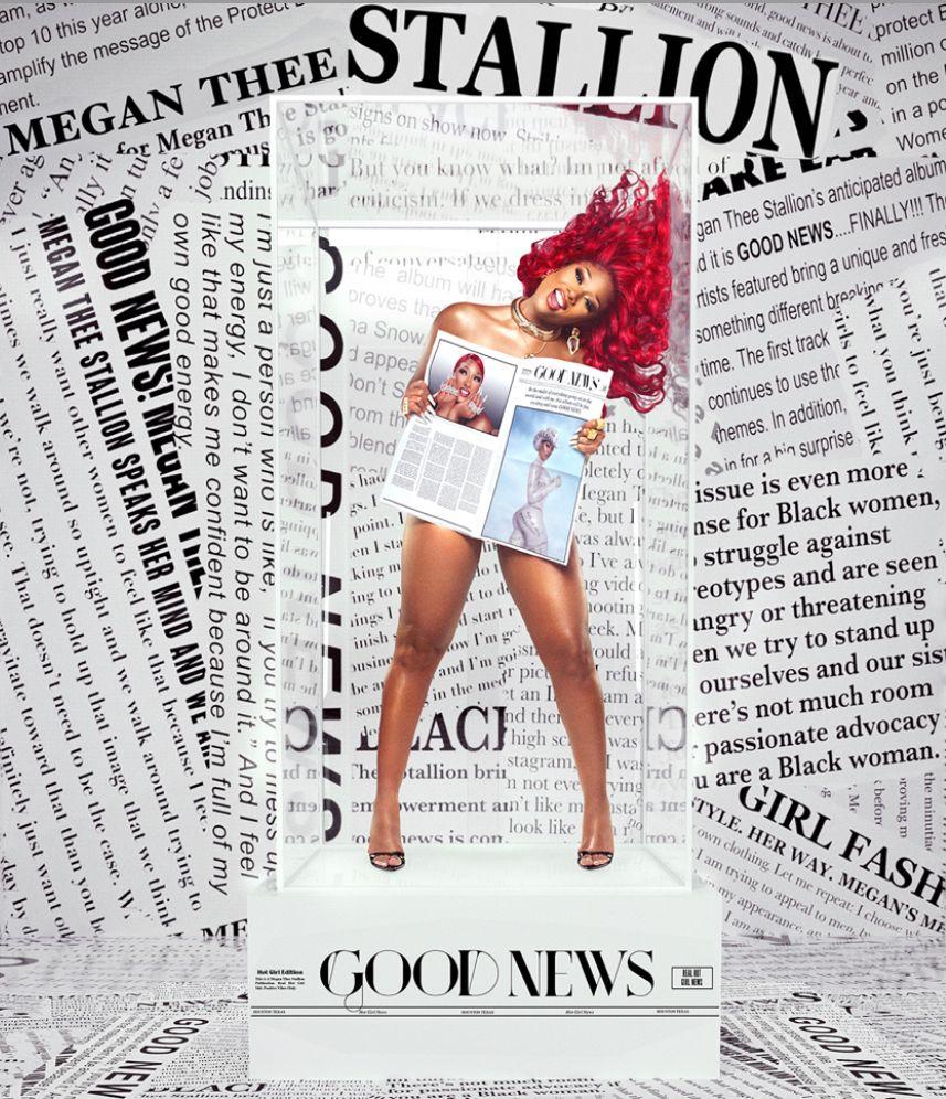 Megan Thee Stallion Good News
