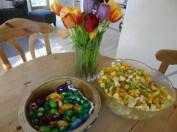 Grüße: nachträglich zu Ostern und vorträglich zum Frühling