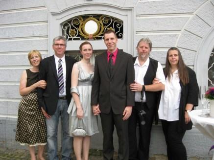 Mit unseren Eltern