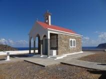 Kapelle mit Ausblick.