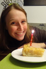 Ich feiere den 1. Geburtstag meines Blogs! :)