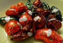 Material: Schokolade! :)