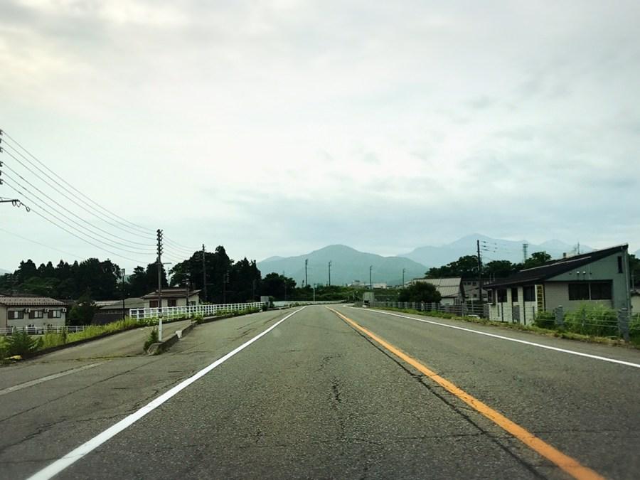 国道17号線