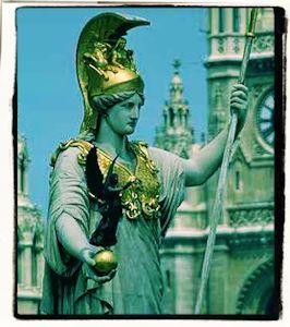 Palas Atenea (Minerva romanos)