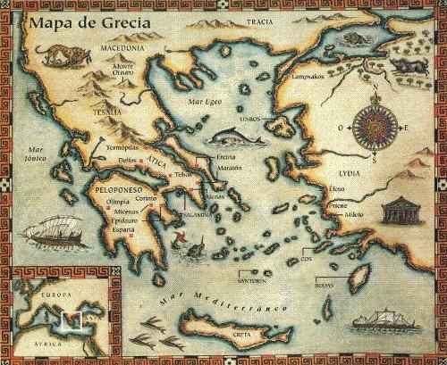 Mpa Grecia Antigua