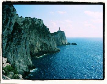 La isla de Leúcade