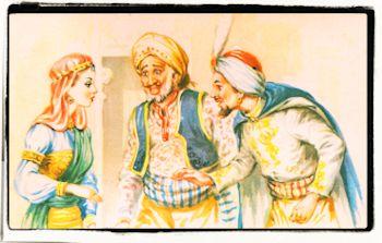 El califa Cigüeña