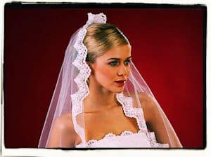 El velo de la novia