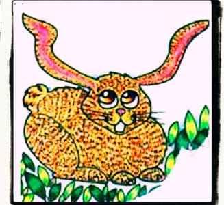 Porqué el conejo tiene largas y grandes las orejas