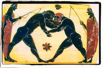 Juegos públicos antigua Grecia
