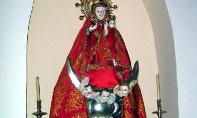 Virgen de Santerón