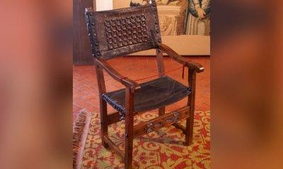 El sillón del Diablo