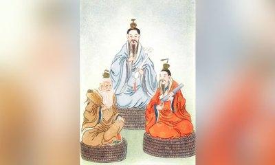 Los Tres Puros