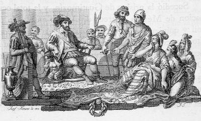 La leyenda de El Mayab, la tierra del faisán y del venado