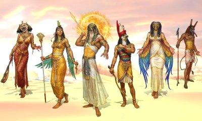 Simbolismo de las coronas egipcias