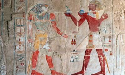Simbolismo del ojo de Horus