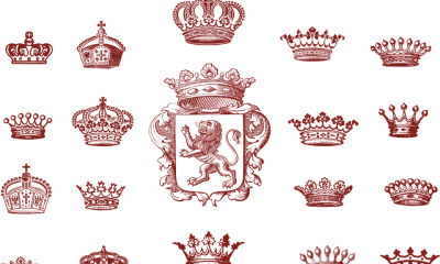 Simbolismo de la corona heráldica