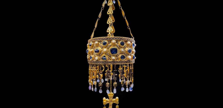 Corona votiva