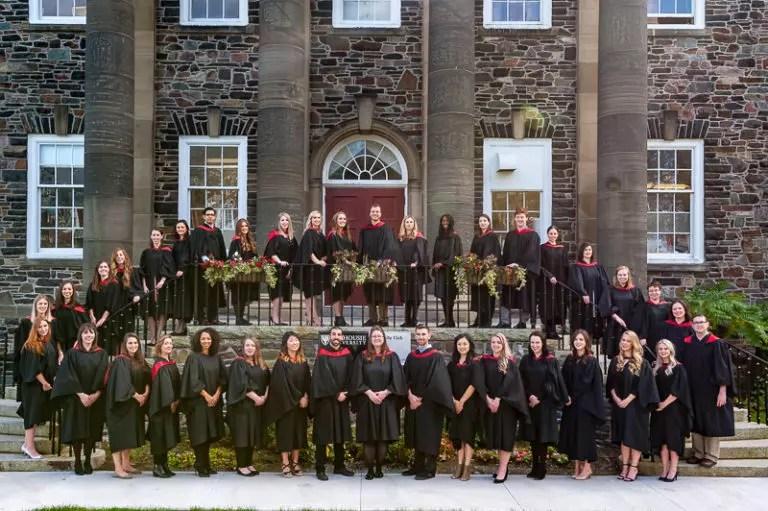 Dalhousie University Human Communication Disorder Graduating Class of 2018