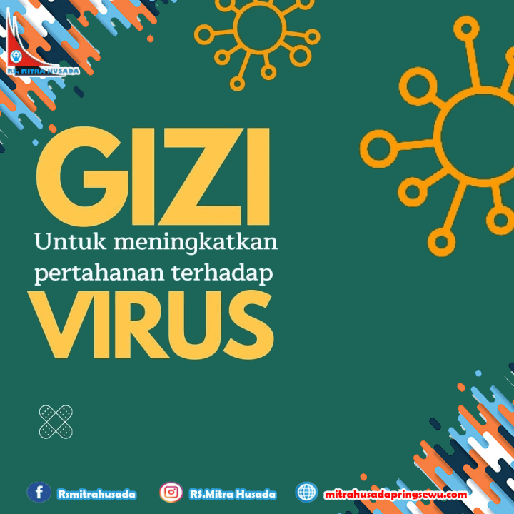 Gizi vs Virus
