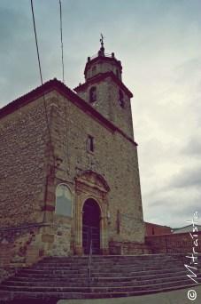 Iglesia parroquial de santa Catalina - Campillo de Dueñas (Guadalajara, España)