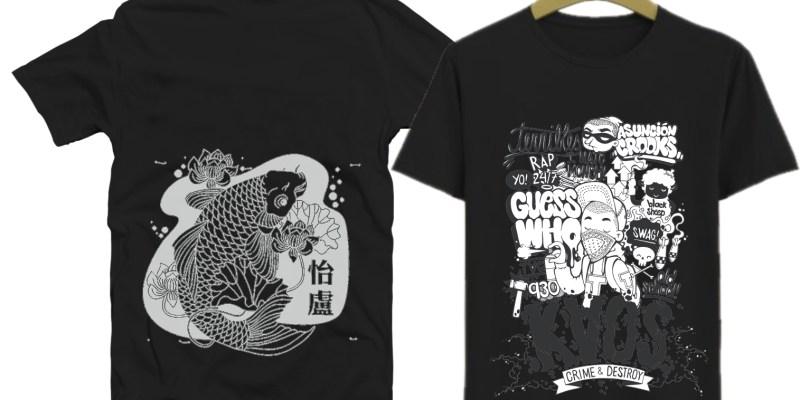Anda Mencari Pasar Kaos Distro? Bagaimana Pangsa yang paling Diminati?