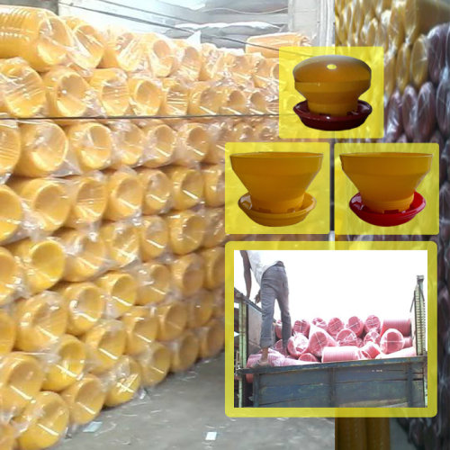 Baby chick feeder gudang