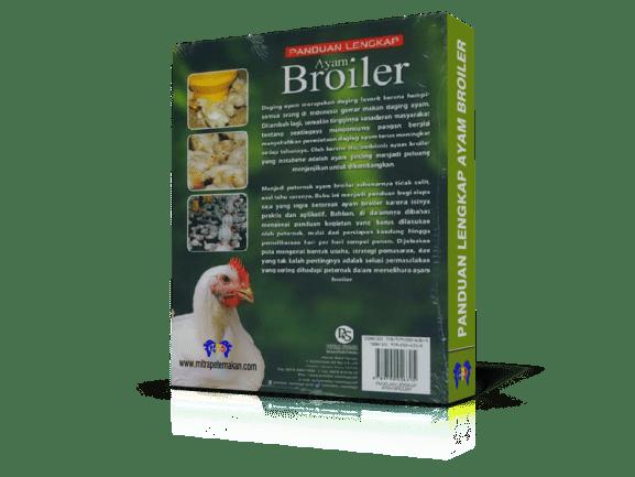 Buku Panduan Lengkap Ayam Broiler - Mitra Peternakan 2