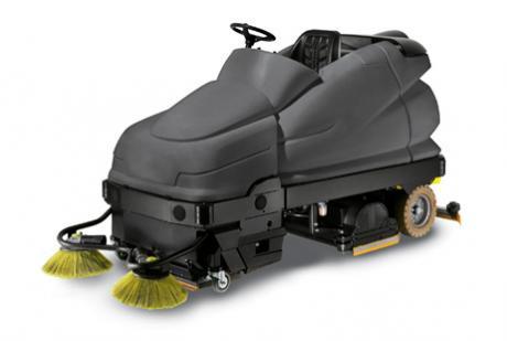 Sweepers & Scrubbers - Sweepers & Scrubbers - Scrubber_Karcher