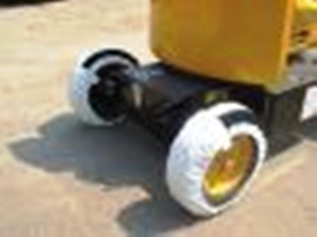 Aerial Work Platforms - WheelCover