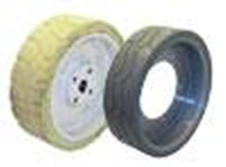 Aerial Work Platforms - non-marking-tyres