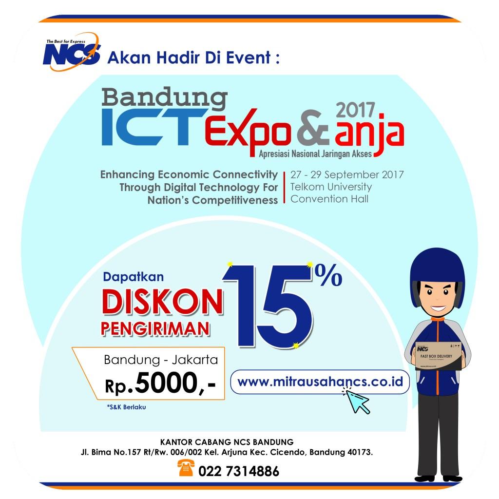 EVENT ICT EXPO BANDUNG