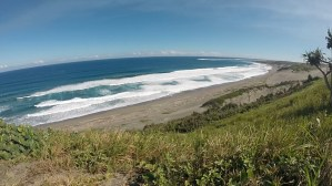 View of the Pacific Ocean from the Sand Dunes