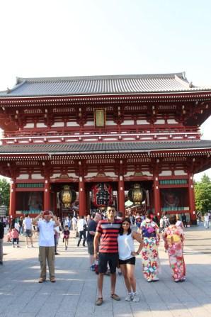Sensoji Temple 3