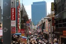 Takeshita Dori Area