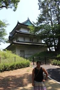 Akshita at Imperial Palace