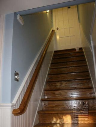 Built In Cabinetry MITRE CONTRACTING INC
