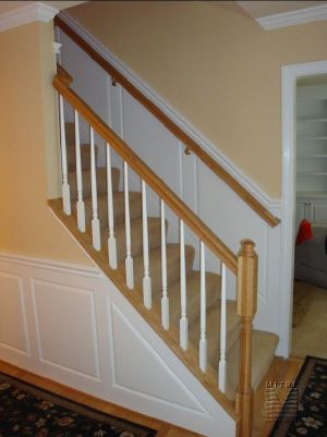 Wainscoting, BuiltIns and Mouldings!  MITRE CONTRACTING