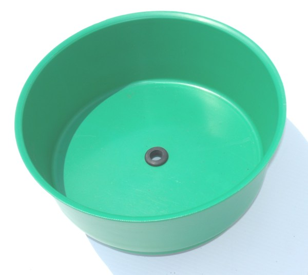301G GREEN WATER BOWL for the Answer Stand