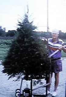 DELUXE MODEL TREE DRILL