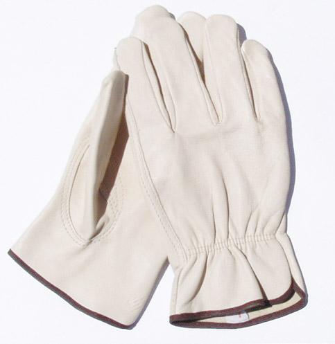 PREMIUM ALL-LEATHER UNLINED GLOVES